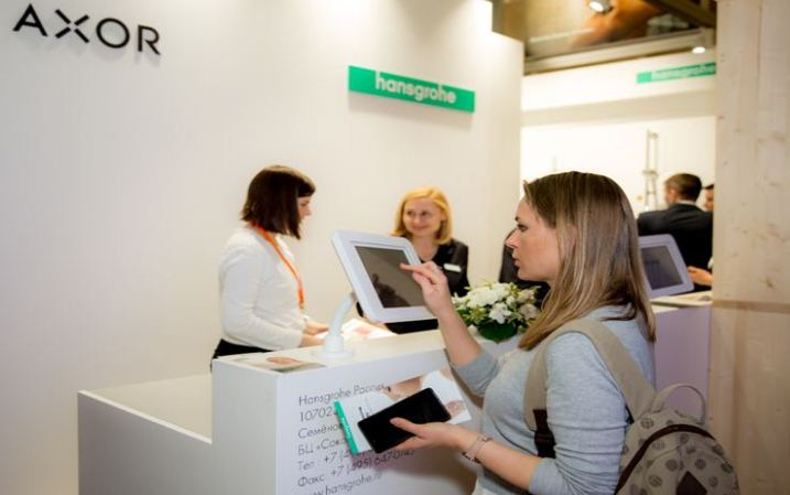 Hansgrohe-MosBuild-stand-registration