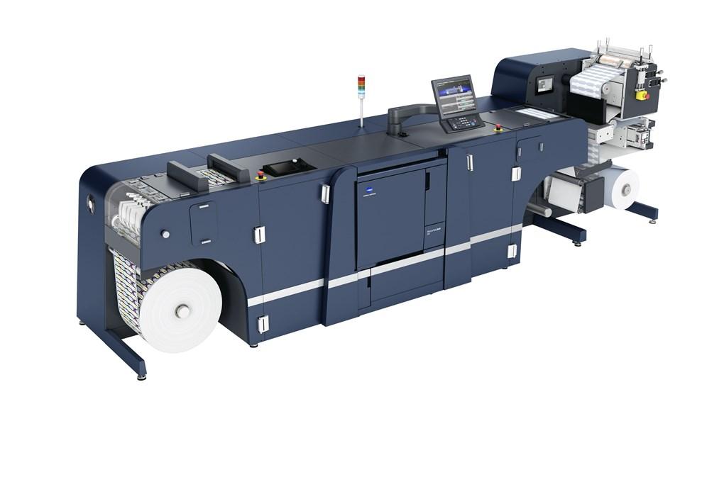 Оборудование Konica Minolta на Printech 2021