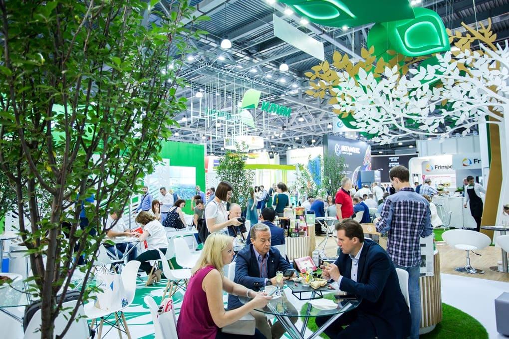 Переговоры на выставке RosUpack 2019