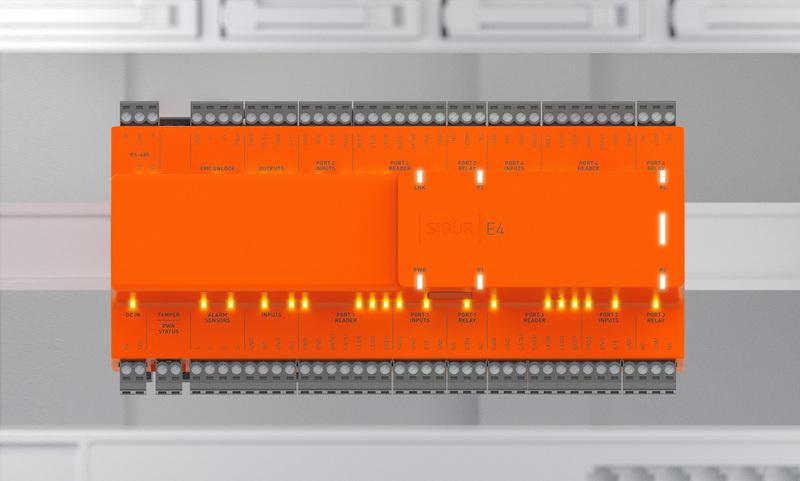 Контроллер E4 Sigur