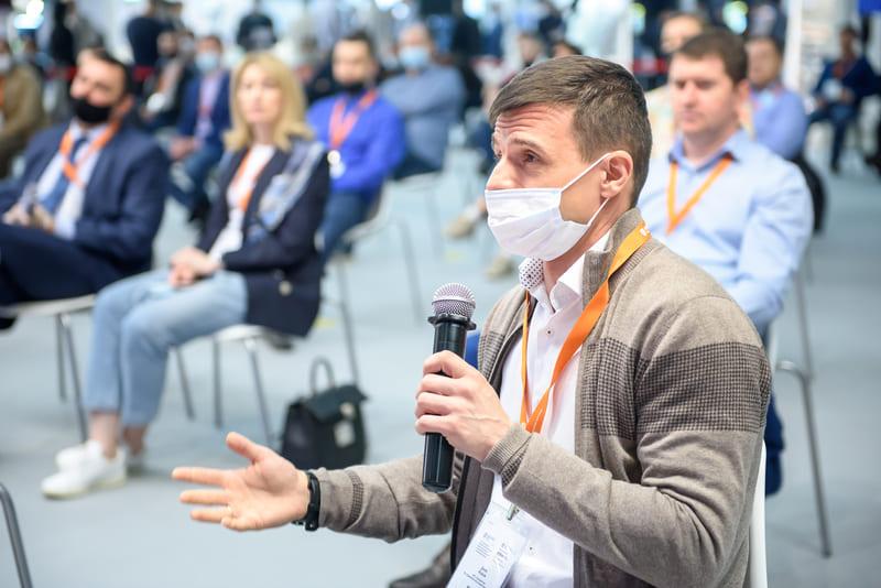 Выставка индустрии безопасности Securika Moscow