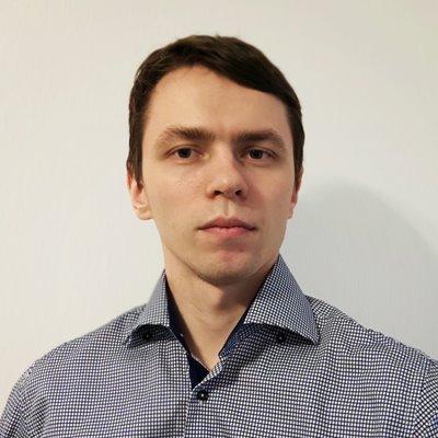 Антон Горыня