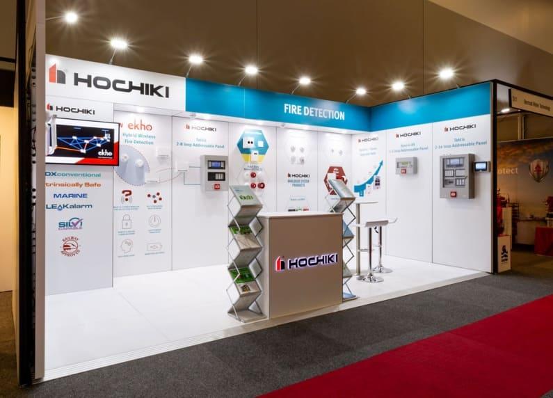 КомпанияHochiki, выставка Securika Moscow