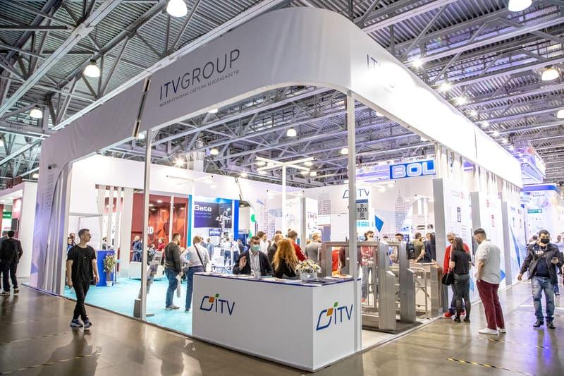 ITV Group, выставка Securika Moscow 2022