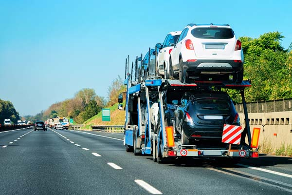 Vehicles are a key export product for Italy to the Russian market.