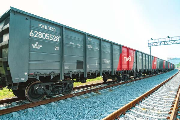 RZD Logistics, the largest multi-modal company in the CIS, is a regular TransRussia exhibitor.