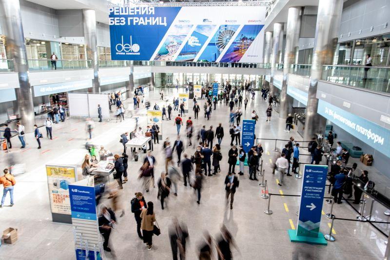 Выставка транспортно-логистических услуг TransRussia 2022