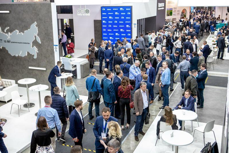 TransRussia 2022 exhibition