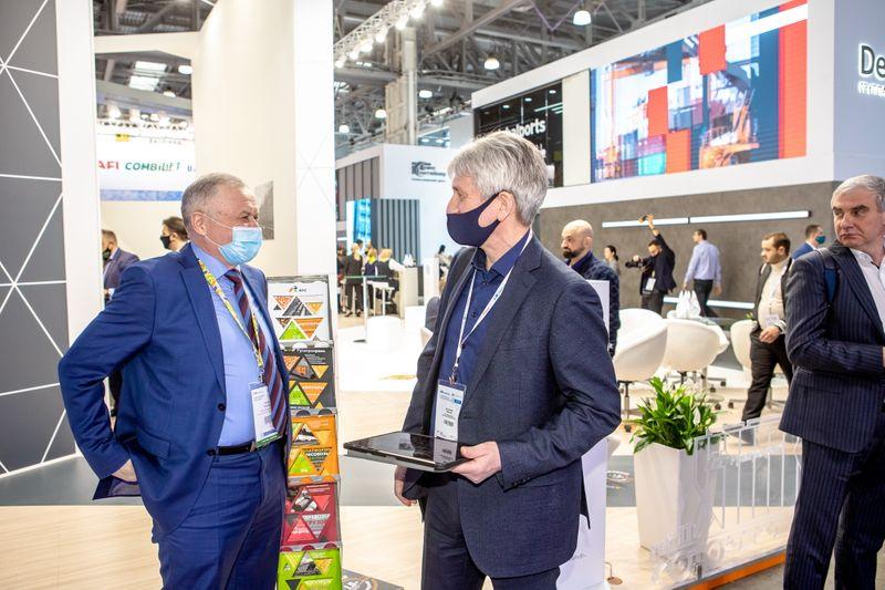 Logistic exhibition TransRussia 2022