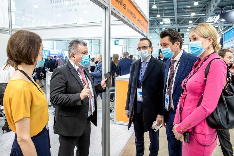 Выставка складского оборудования TransRussia 2022