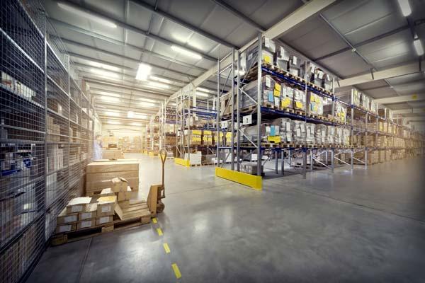 Warehousing has a bright future in Russia.