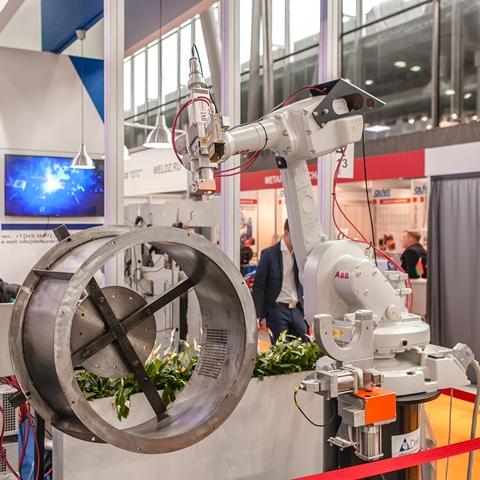 Промышленные роботы 2
