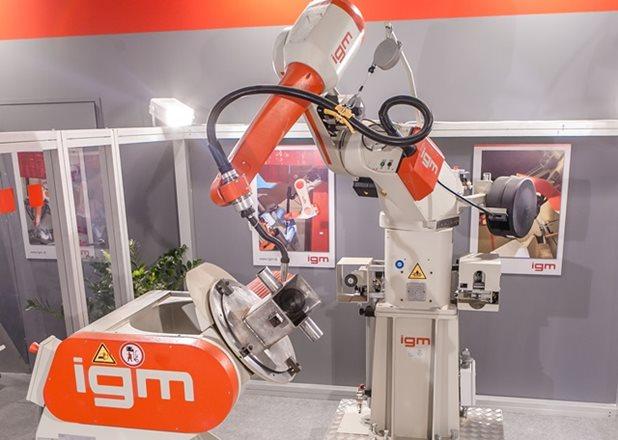 Промышленные роботы 3