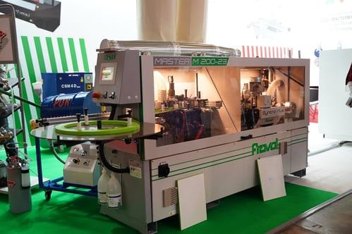 выставка оборудования для мебели Woodex