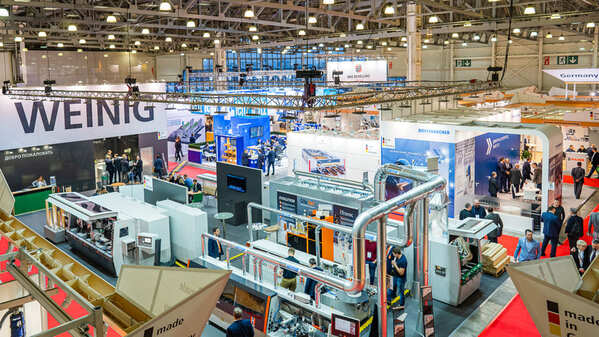 Equipment for furniture production in Russia, Woodex Moscow
