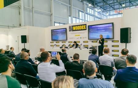 Деловая программа выставки Woodex