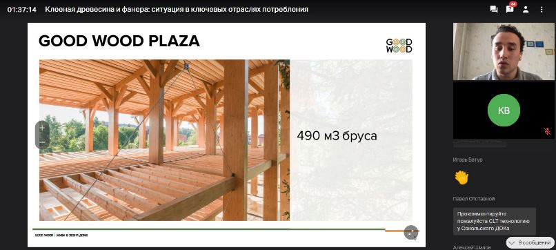 Good Wood office