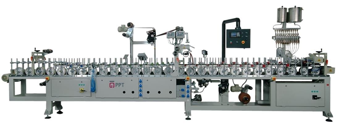 Ламинационное оборудование, выставка Woodex