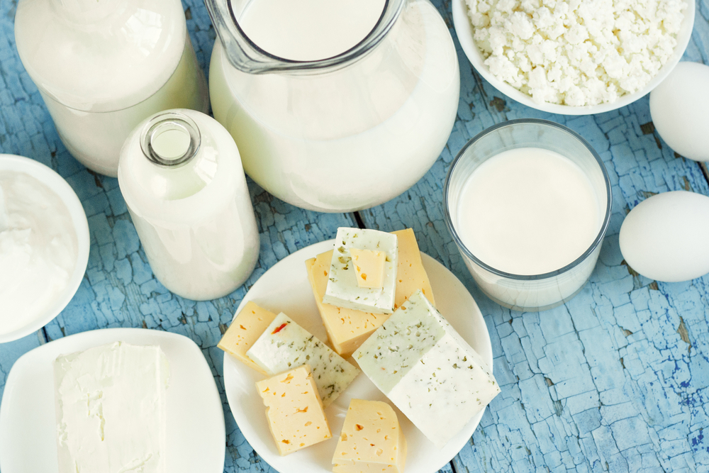 Turkish dairy output has dropped.