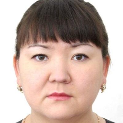 Айна Кусаинова