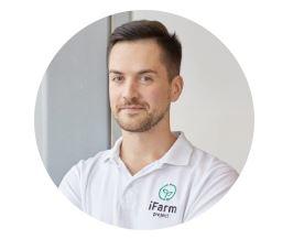 Максим Чижов, iFarm project
