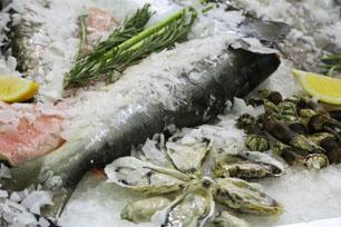 производители рыбы и морепродуктов