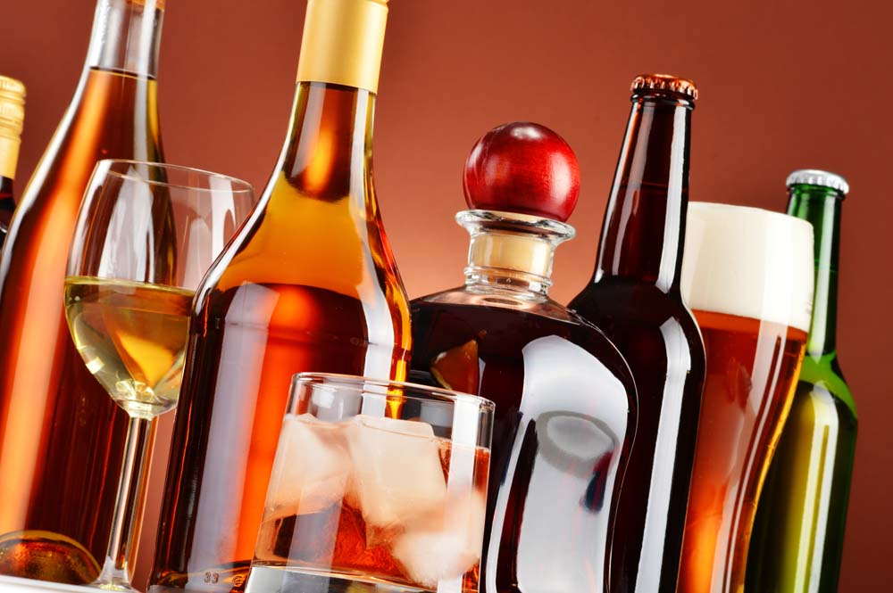 Russians' alcohol buying habits are changing.