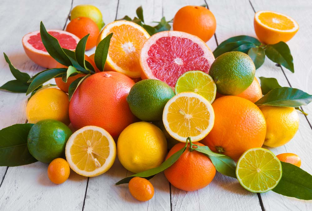 Citrus fruits are one of the most popular varieties for Russian importers