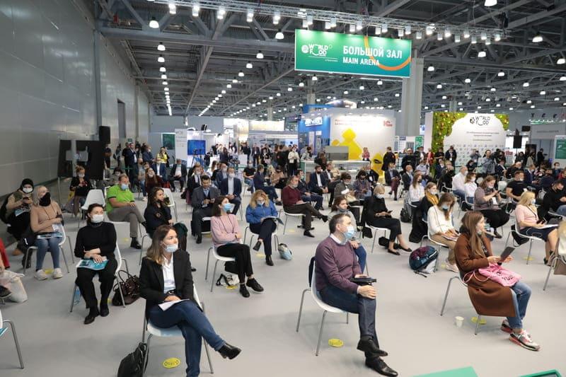 Выставка WorldFood Moscow 2021