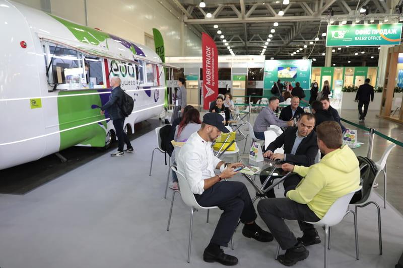 Выставка продуктов питания WorldFood Moscow 2021