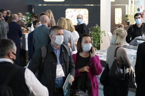 WorldFood Moscow 2020 - посетители