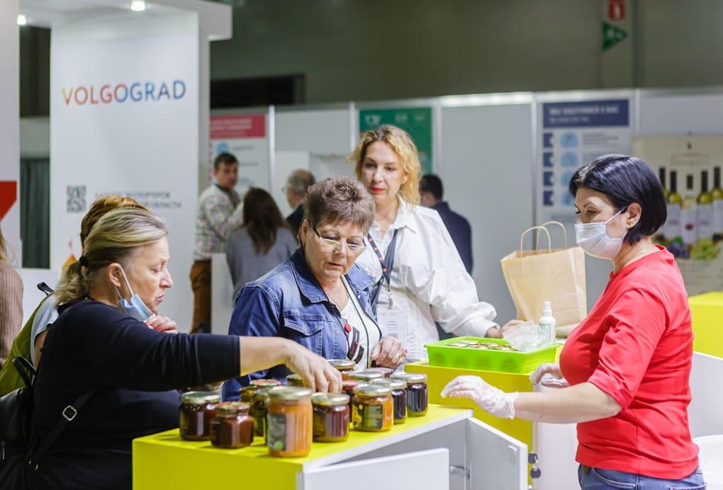 Национальные группы WorldFood Moscow 2021