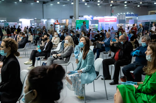 Деловая программа WorldFood Moscow 2020 - слушатели