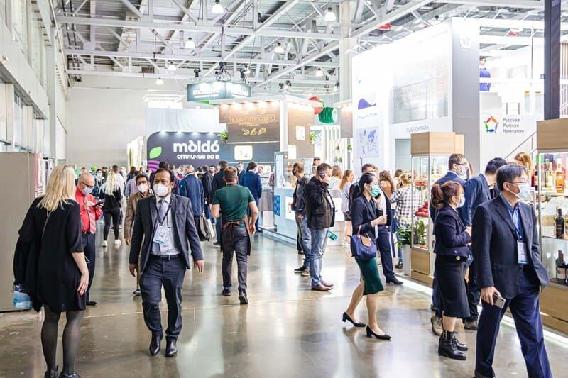 Продуктовая выставка WorldFood Moscow 2021