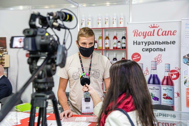 Продовольственная выставка WorldFood Moscow 2021