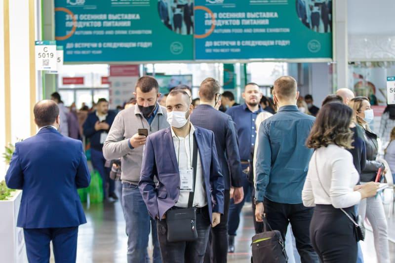 Участники выставки WorldFood Moscow 2021