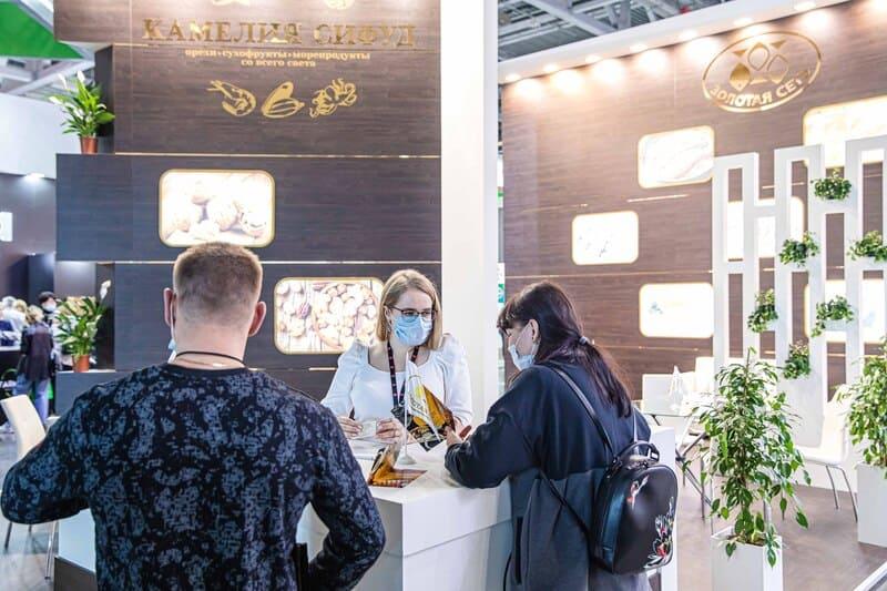 Продуктовая выставка в Москве 2021