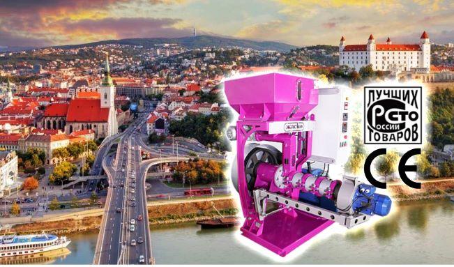 экструдеры для кормов, выставка ЮГАГРО 2021