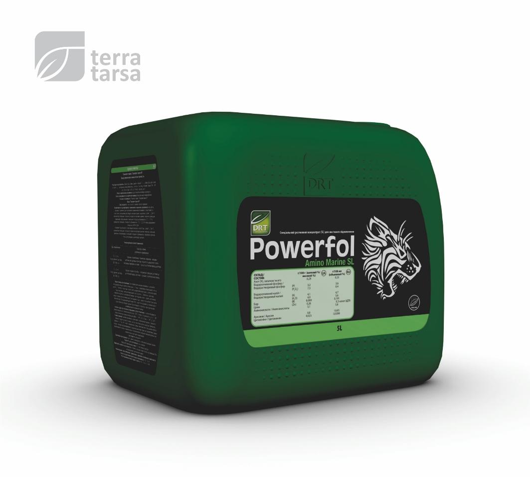 Powerfol биостимулятор