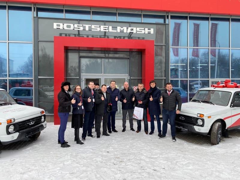 Сельхозтехника Ростсельмаш рекорды, выставка ЮГАГРО 2021