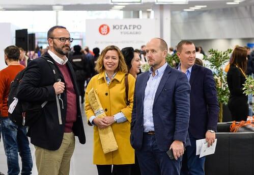 выставка сельхозтехники ЮГАГРО
