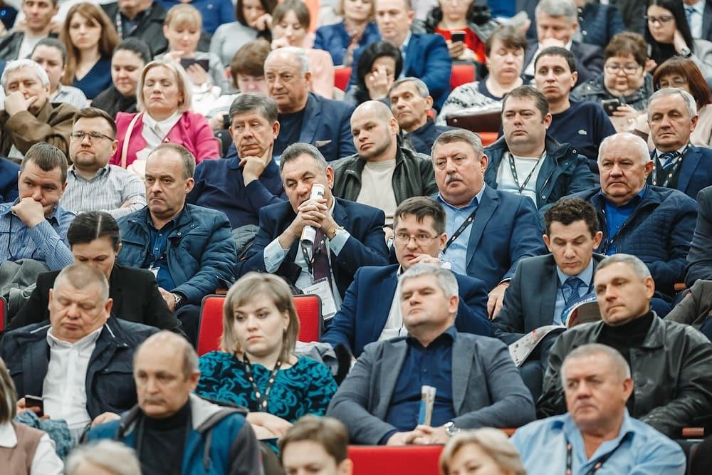 Проблема АПК обсуждают на выставке ЮГАГРО