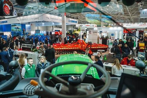 Аграрная выставка ЮГАГРО