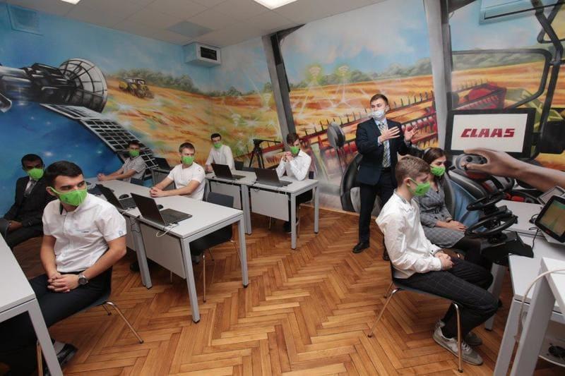 Центр цифровых технологий CLAAS в КубГАУ