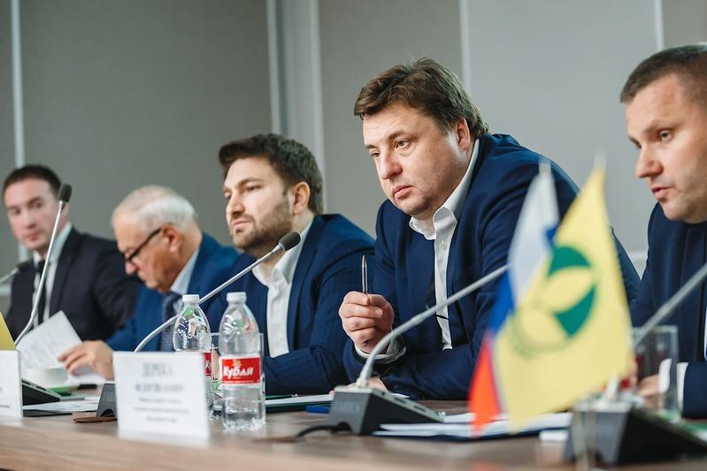 Косов Росагролизинг выставка сельхозтехники ЮГАГРО 2020