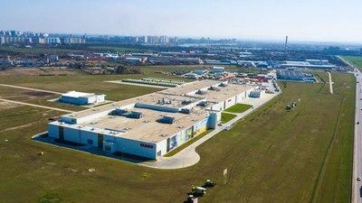Завод CLAAS в Краснодаре, выставка сельхозтехники ЮГАГРО 2021