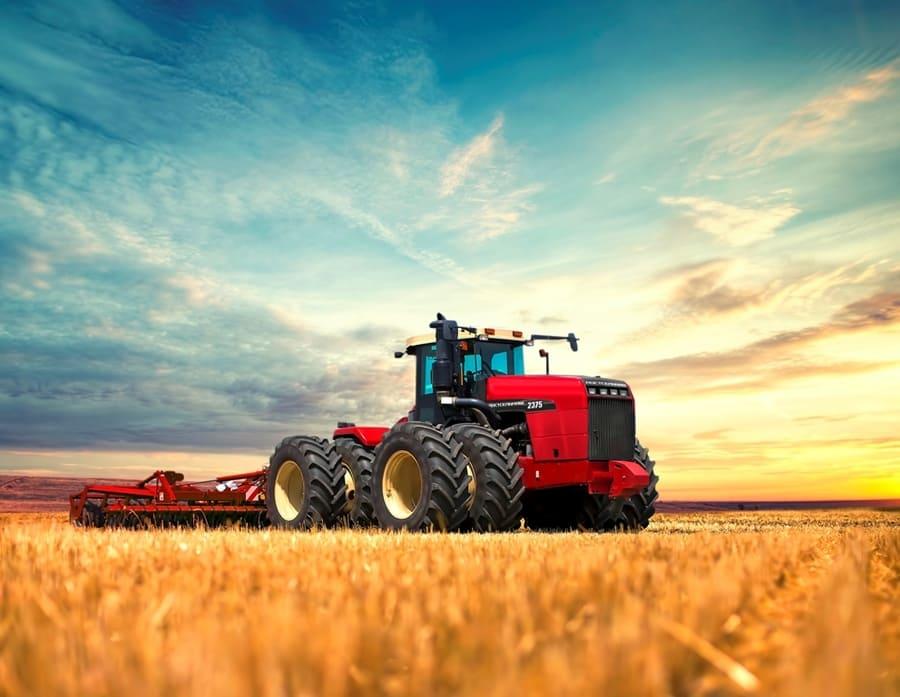 Ростсельмаш тракторы, выставка сельхозтехники ЮГАГРО